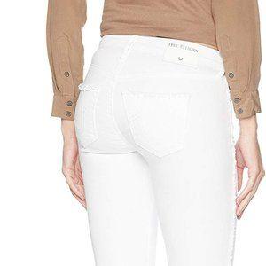 True Religion Jennie Curvy Skinny Ankle Jeans